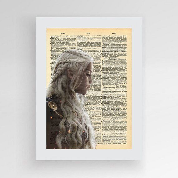 Instant download Daenerys Targaryen Game of by photoplasticon