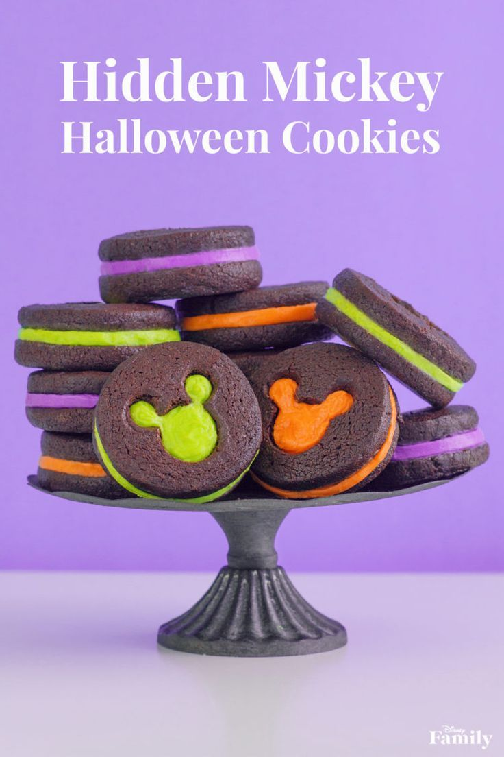 The chocolatey outside and gooey center will have all the little ghosts and ghouls asking for more.