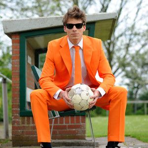 The Orange Suit, £55, now featured on Fab.