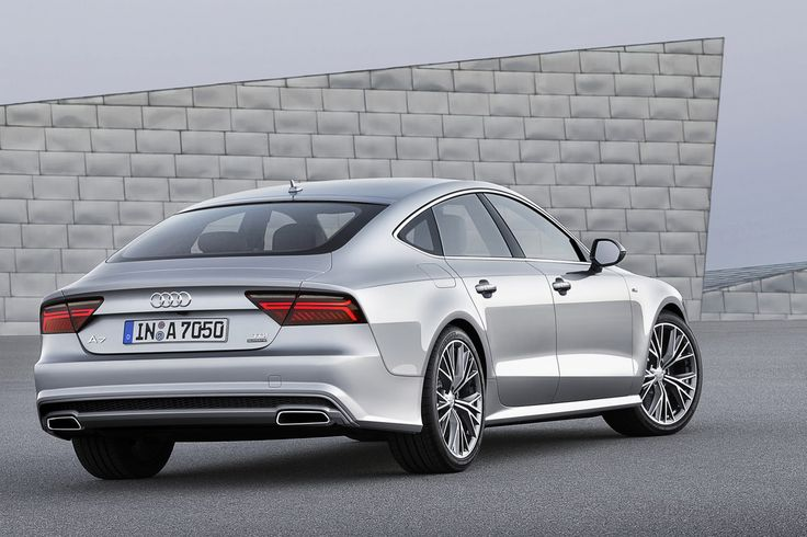 Audi US Prices Revised A6, A7; Former Gains 2.0-Liter Turbo Base Engine