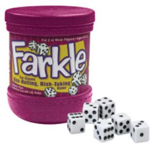 Farkle Math Game with Freebie by Guest Blogger Third Grade Bookworm