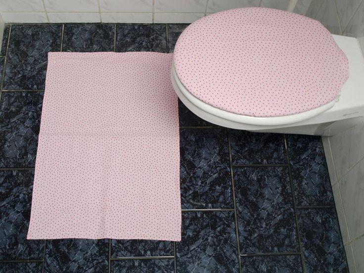 toilettendeckel bezug ikea rosali wc bezug von toertchenfrau via dawanda.com