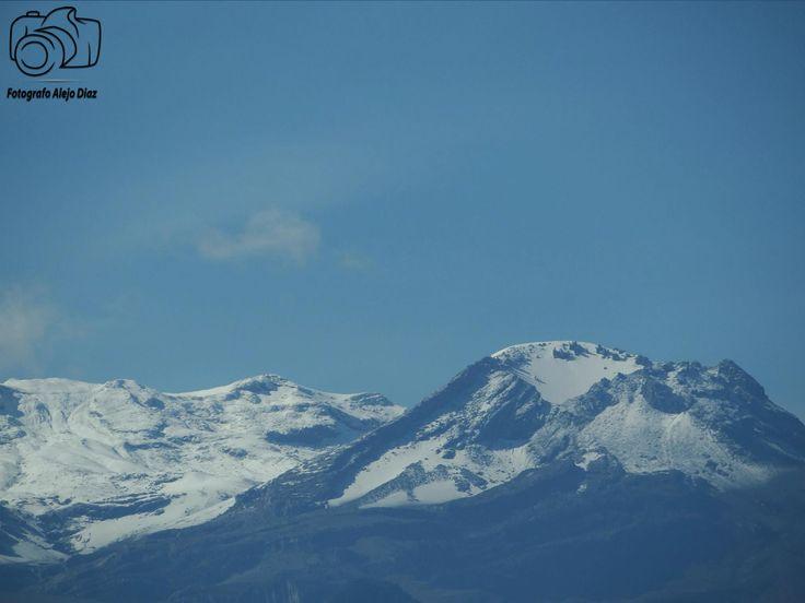 Crater del Nevado Del Ruiz By: ¡¡ Alejo Diaz !!