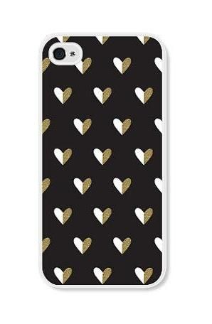 golden hearts.  a sweet gift for Valentines Day