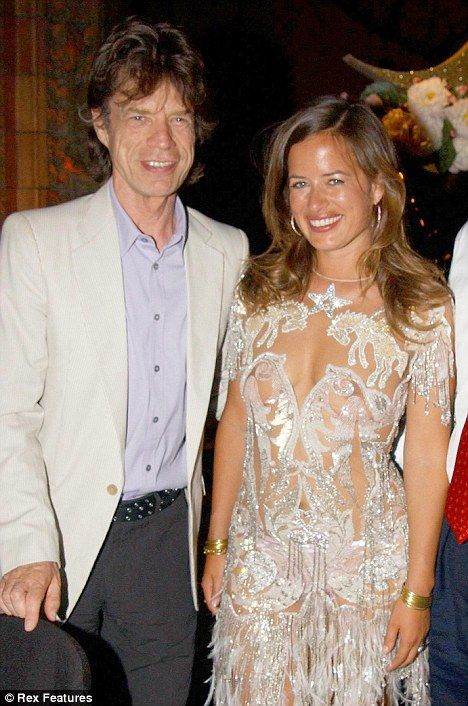 Mick Jagger to sing at daughter Jade's wedding today (30 June, 2012)