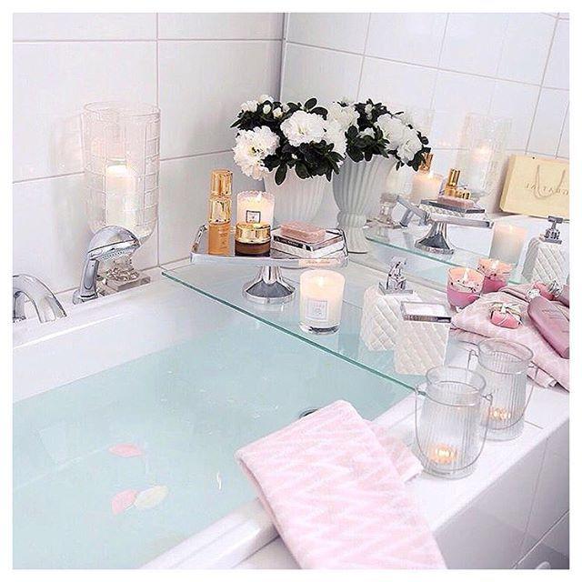 Bath Time Goals ☁️✨ Instagram: @torunnshome