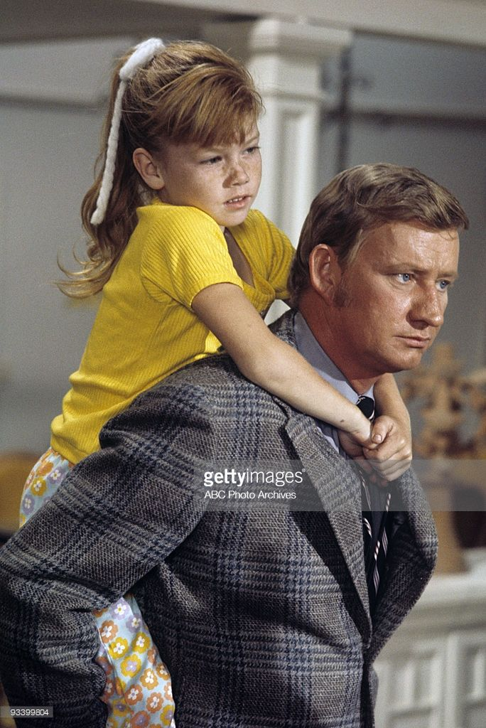 THE PARTRIDGE FAMILY - 'Love at First Slight' 10/30/70 Suzanne Crough, Dave Madden  (Photo by ABC Photo Archives/ABC via Getty Images)