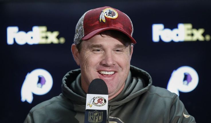 Report: Redskins Extend Jay Gruden's Contract