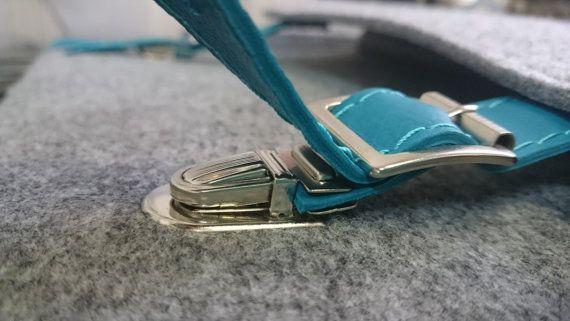 Bolso del ordenador portátil del fieltro bolsa de 13 pulgadas