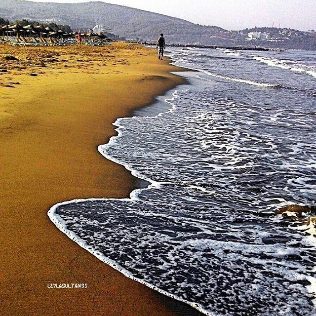 Kalp, deniz dil, kıyıdır. Denizde ne varsa kıyıya o vurur.