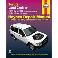 Toyota Landcruiser 78,79,100 & 105 Series Petrol & Diesel with MPN HA92752