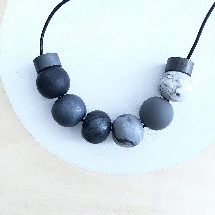 Accent Vault Handmade Collection - wabi sabi no. 23 necklace