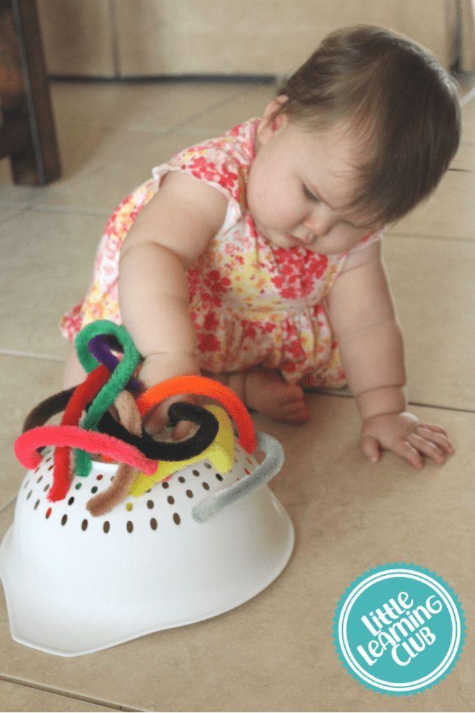 Jeux Montessori pour la naissance - Jeux Montessori