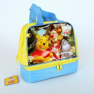 Disney uzsonnás táska 22x20x14 cm - Csabazár webáruház