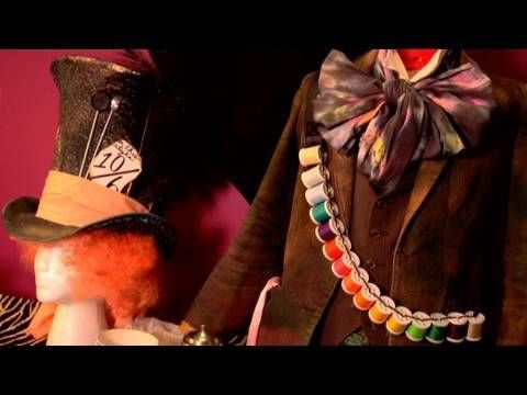 Mad Hatter costume video tutorial