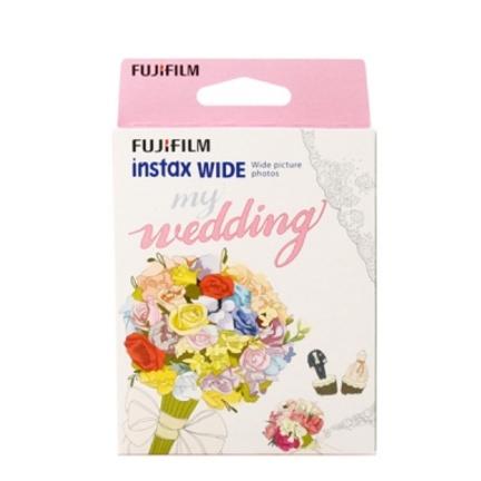 Wedding Fuji Instax Wide Film