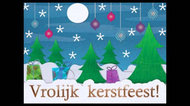 Ik wens je een vrolijk kerstfeest