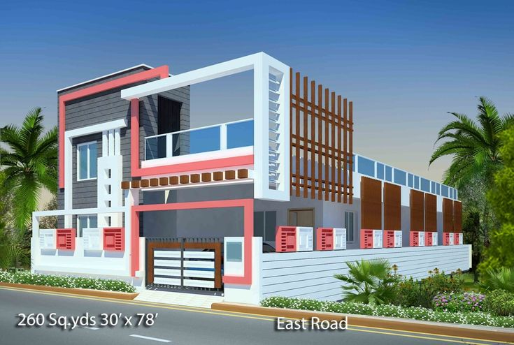 55 Best Building / House Plans, Elevations & Isometric