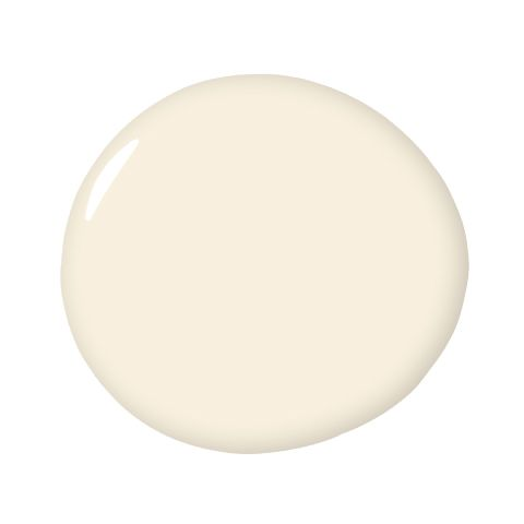 "China White - Benjamin Moore - off-white or ""greige"" appearance"