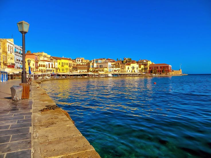 To learn more about #Chania, just go for a walk in the old town! You'll love them! #Crete