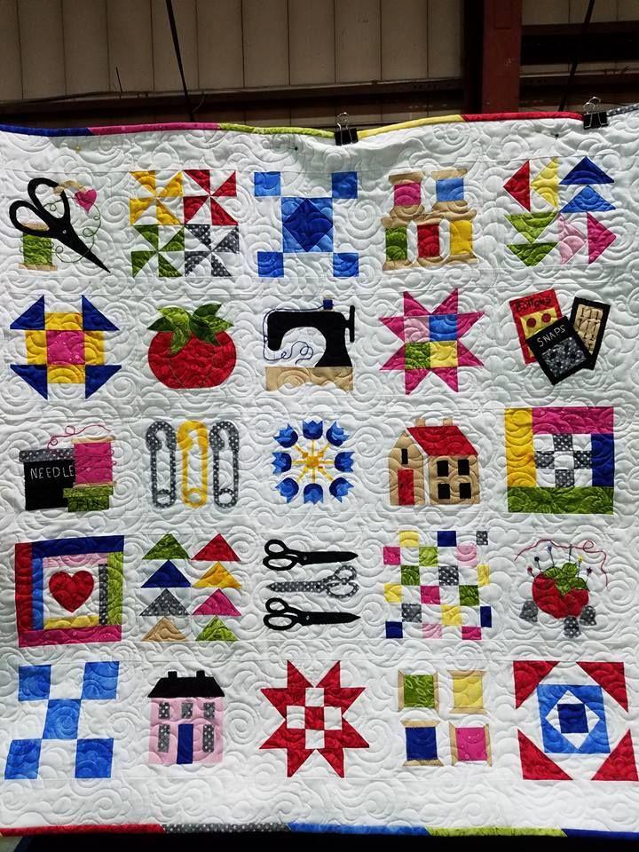 301 besten Quilts and MORE! Bilder auf Pinterest | Haus quilts ...