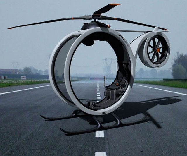 ZERO Helicopter. Dude! I want that!