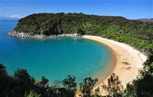 Te Pukatea Bay. Abel Tasman National Park, New Zealand.