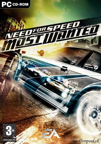 One of several nfs games I played through the years