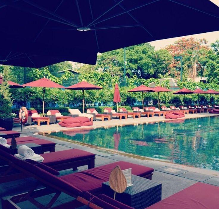 Sukhothai Hotel, Bangkok