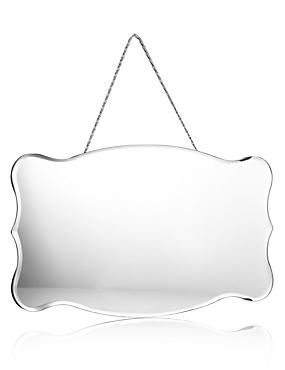 Small Vintage Style Hanging Mirror £9.50 Marks and Spencers