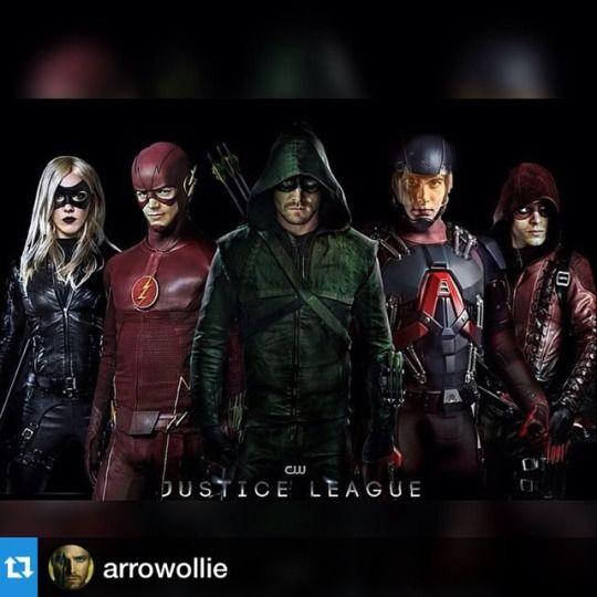 cw justice league - photo #13