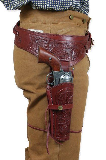 Auburn Western Gun Belt Amp Holster 22 Rh Toys Guns