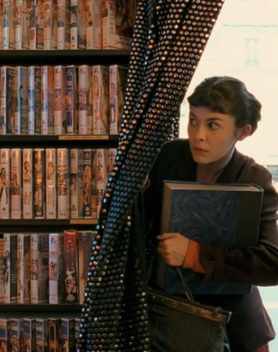 Amelie - French movies. What one can say about them? The story, the acts, the MUSIC. All and all takes you to a journey, you don't know where did that 2 hours of your life go and that is the miracle of the Cinema.