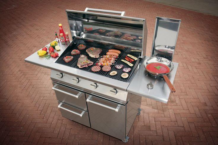 Cucine professionali per la casa Steel