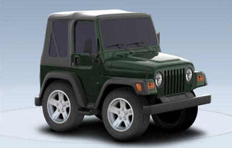 2004 Jeep Wrangler Sport [TJ]