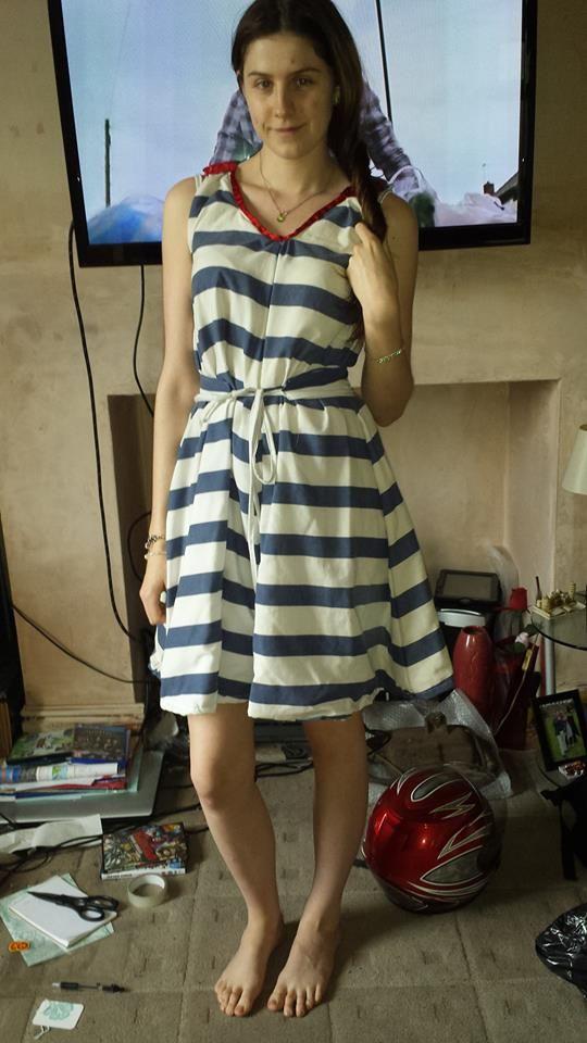 First dress I made