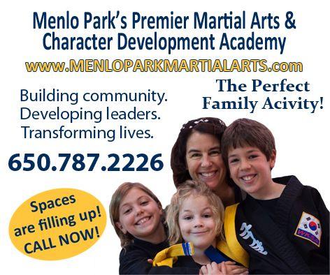 Art Classes For Kids Menlo Park