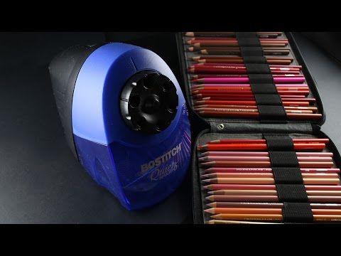 Color Pencil Sharpener & Storage – Sandy Allnock