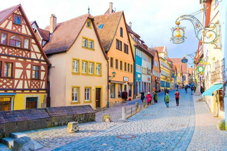 Rothenburg ob der Tauber, Germany puzzle in Puzzle of the Day jigsaw puzzles on TheJigsawPuzzles.com. Play full screen, enjoy Puzzle of the Day and thousands more.