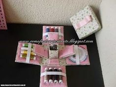 An idea for an explosion box (site is in foreign language) explosion box, gift box, packaging, gift diea