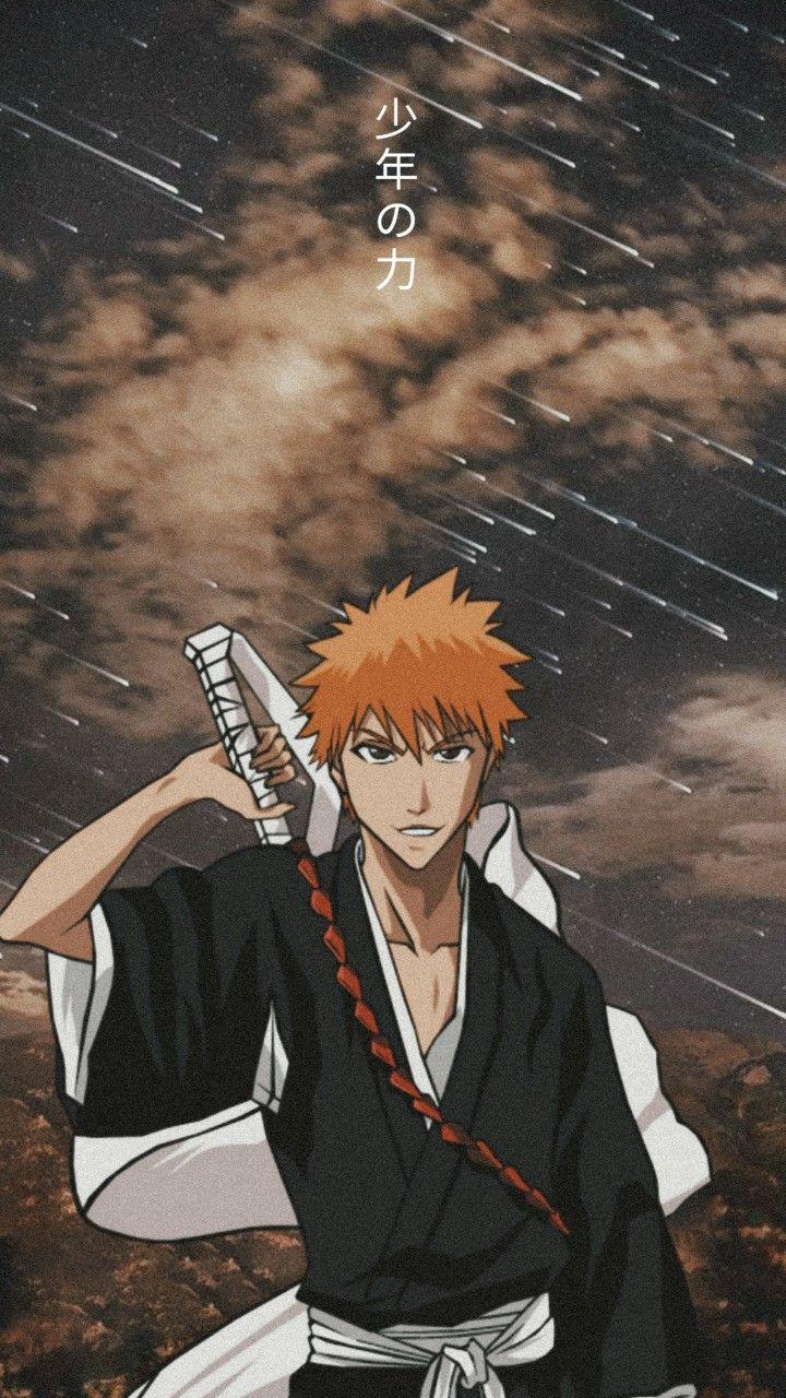 Ichigo B Personagens De Anime