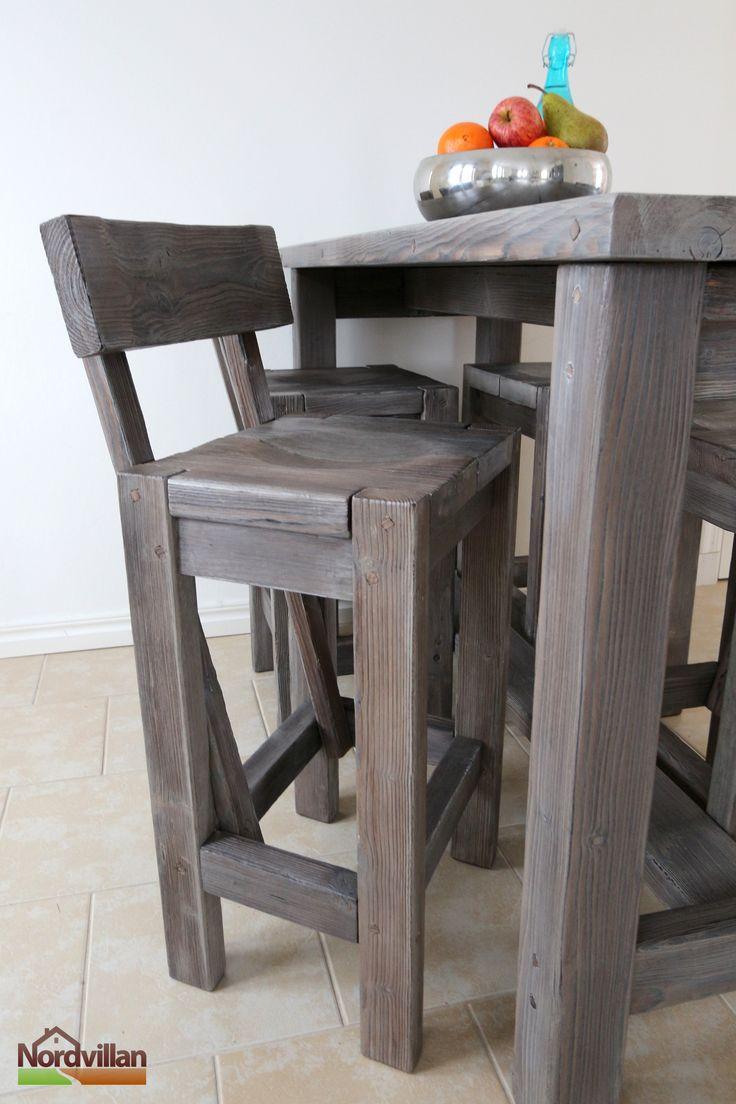 Rustic kitchen furniture / Rustika möbler