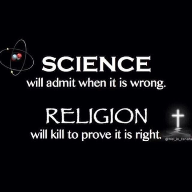 Is science a religion essay