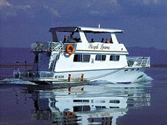 Royal Game Houseboat, Lake Kariba.