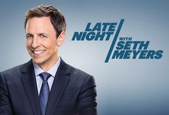 Sign up for free tickets to Late Night with Seth Meyers, available exclusively at 1iota.com.
