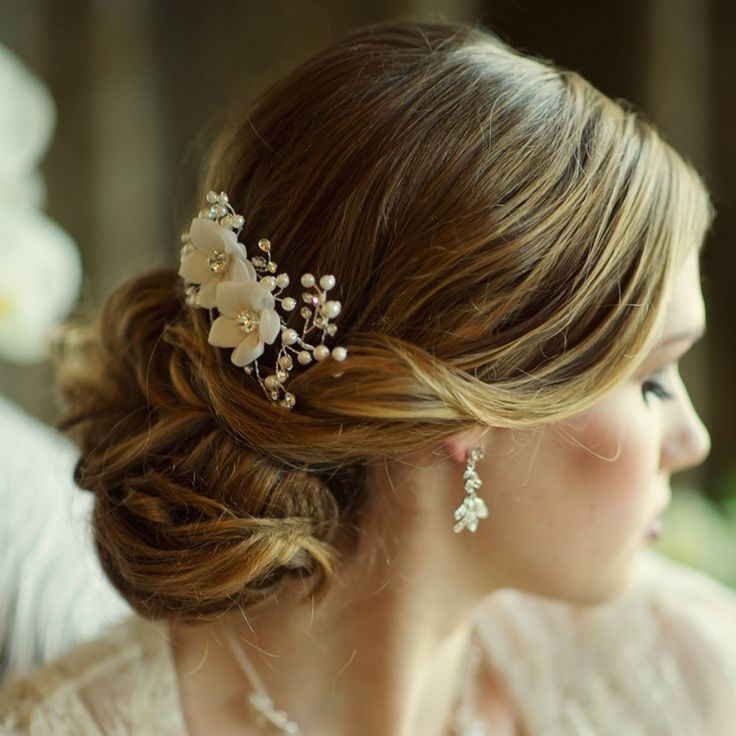 Vivian Bridal Haircomb By SassB With FREE UK Delivery, 30 Day Returns Policy, UK Stockist