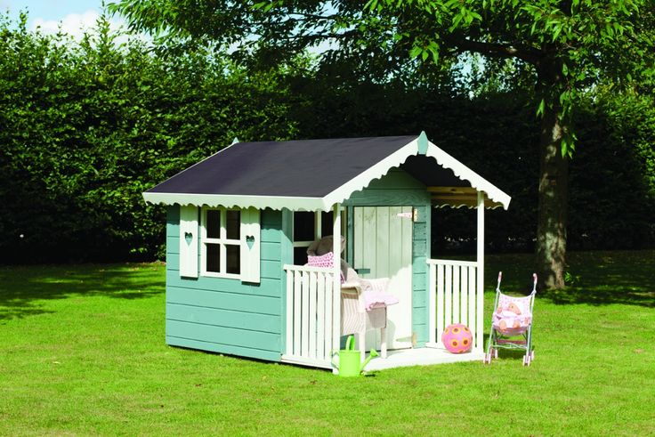 outdoor playhouses | Maisie Childrens Outdoor Playhouse