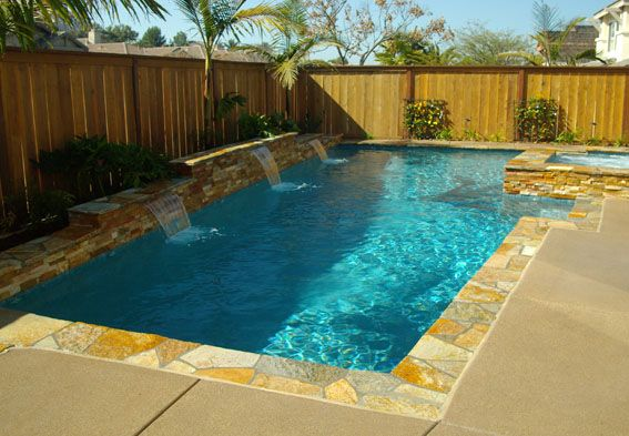 Geometric Swimming Pool Designs | Swimming Pool Contractors | Premier Pools And Spas