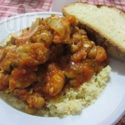 Moroccan Chicken Stew @ allrecipes.co.uk
