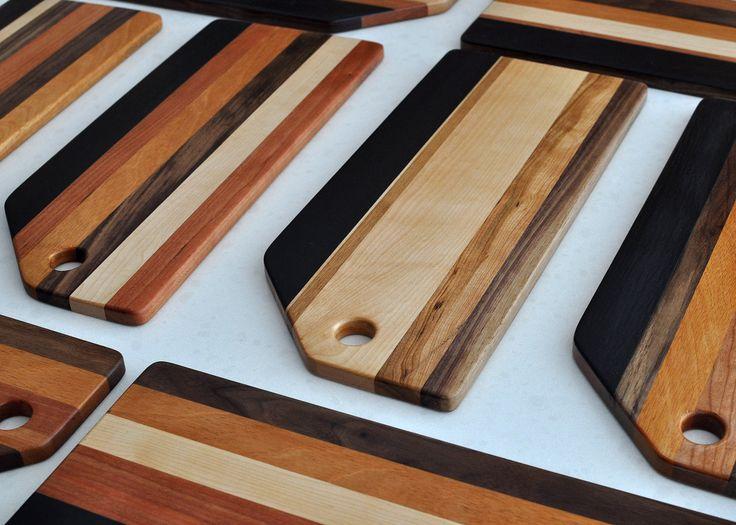 Planche à couper des designers Raphaël Millette, Florence Julien-Gagnier. / Cutting board by designers Raphaël Millette and Florence Julien-Gagnier. http://c2m.tl/1qZYH0q   #C2MTL #Montreal #craft #design